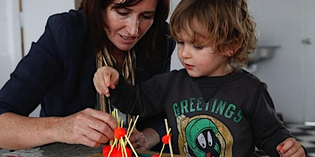Casual session toddler art - 10.30am Artspace Collective (Ages 2 - 5) tickets