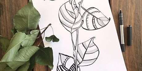 Botanical Sketching Workshop tickets