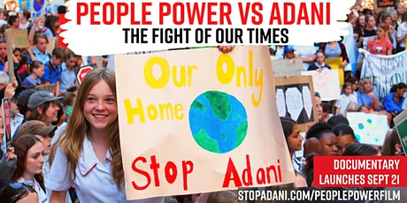 Film Screening & Fundraiser: People Power vs Adani - The Fight of Our Times tickets