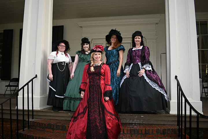 Halloween Murder Mystery Dinner , Ghost Hunt Birmingham's Arlington House image