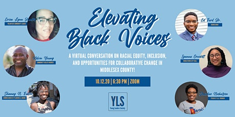 Elevating Black Voices tickets