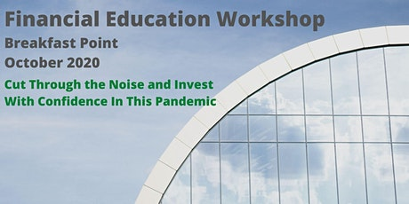 Cut Through the Noise and Invest With Confidence In This Pandemic tickets