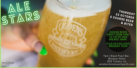 Ogdens Brewery Ale Stars at The Windsor Hotel tickets