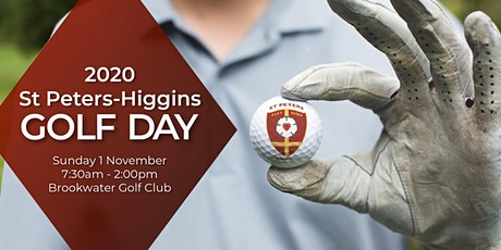 2020 St Peters-Higgins Golf Day tickets