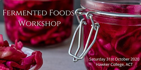 Fermented Foods Workshop tickets