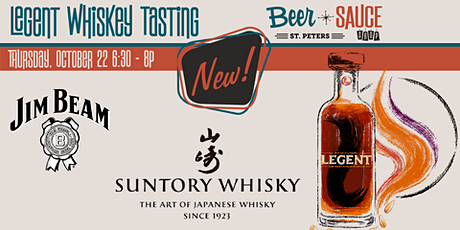 Legent Whiskey Tasting and Release tickets