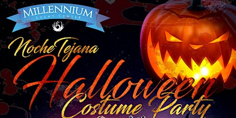 Noche Tejana - Halloween Party tickets