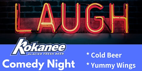 Kokanee Comedy Night tickets