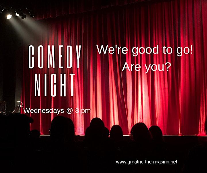 Kokanee Comedy Night image