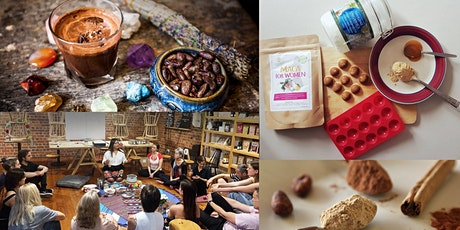 Chocolate Maca Masterclass tickets