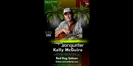 Kelly McGuire Island Tour stops in Virginia City! tickets