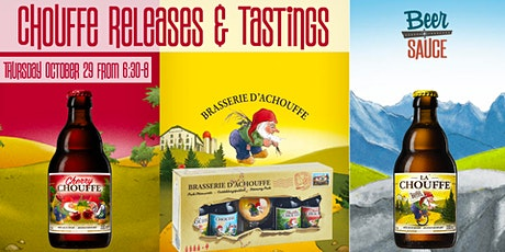 Chouffe Holiday Pack Release & Tasting tickets