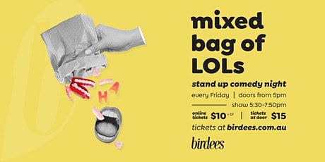 Mixed Bag of LOLs tickets