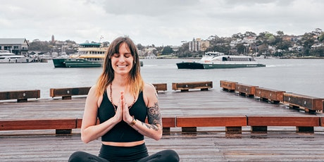 Harbourside Yoga for World Mental Health Day tickets