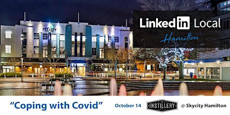 LinkedIn Local Hamilton - Coping with Covid tickets