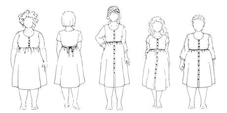 Sew Along - The Hinterland Dress tickets