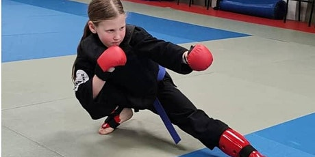 Woodend Little Dragons 5 - 7 yrs Martial Arts Beginner classes tickets