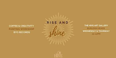 Rise & Shine | Sealife Fresco Painting Workshop tickets