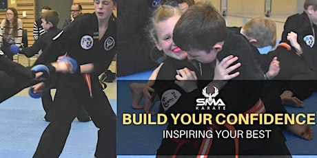 Woodend Youth Kempo Karate classes tickets