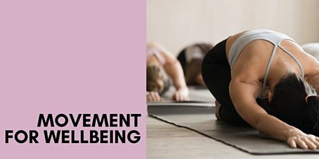Movement for Wellbeing tickets