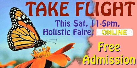 HeartSpace Holistic Healing Faire FREE Group Sessions All Day tickets