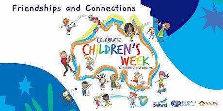 Children's Week Free Family Fun Event - Darwin Waterfront Precinct tickets