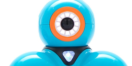 Dash Bots (6 - 12 yrs) - Get Online Week  @ Kingston Library tickets
