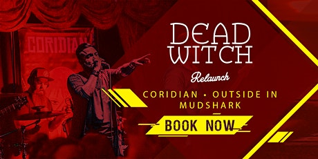 Dead Witch Relaunch tickets