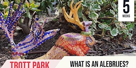 What is an Alebrijes?  | 5 Weeks | Trott Park