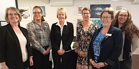 Port Pirie dinner - Women in Business Regional Network - Tues  10/11/2020 tickets
