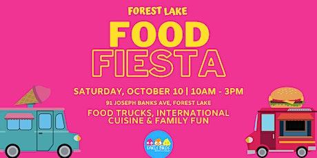Forest Lake Food Fiesta tickets