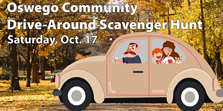 Oswego Community Drive-Around Scavenger Hunt tickets