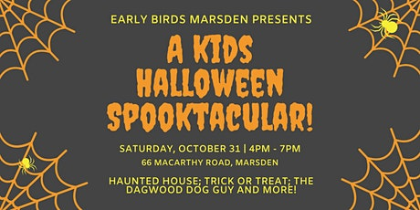 Kid's Halloween Spooktacular tickets