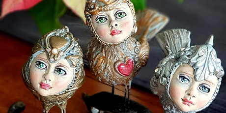 Quirky Birds - Linda Misa Designs tickets