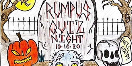 Halloween Quiz Night @ RUMPUS tickets