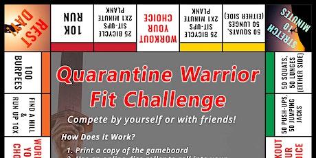 Warrior Run Challenge tickets