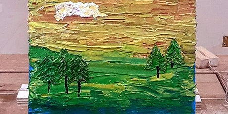 Textured Landscape Painting Workshop tickets