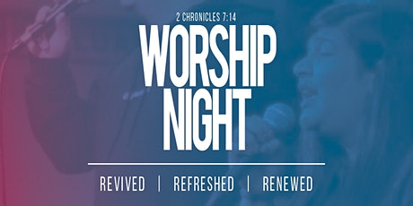 Worship Night tickets