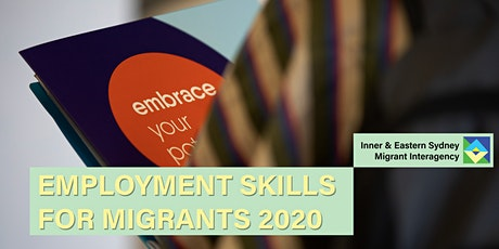 Employment Skills for Migrants - A Virtual Expo tickets