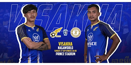 VISAKHA FC vs NAGA WORLD [MCL Week 16] tickets