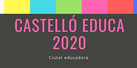 Trobada Castelló Educa 2020 entradas