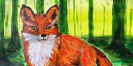 Easely Does It Kids  - Woodland Fox - With Maria tickets