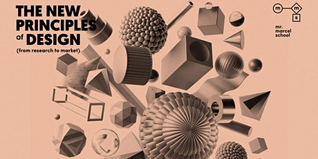 The New Principles of Design (from research to market). entradas