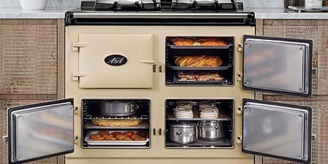 An AGA Can Do It All Online Cookery Demonstration tickets