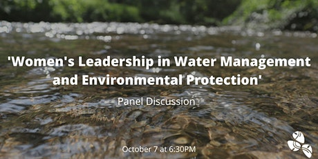 Women's Leadership in Water Management and Environmental Protection tickets
