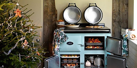 An AGA Christmas Online Demonstration tickets