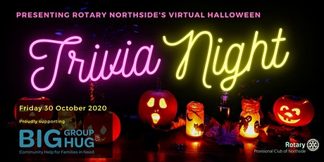 Northside's Halloween Trivia tickets