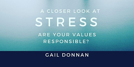 A Closer Look at Stress  - An Online Workshop tickets