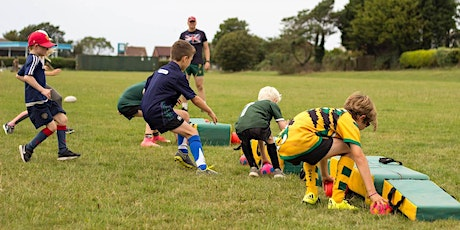 GrassRoots Rugby Camp - Sidmouth RFC tickets