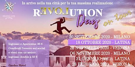Dharma Revolution Day - On Tour biglietti